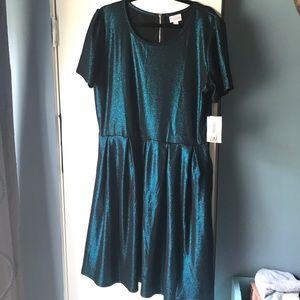 LuLaRoe Elegant Amelia Dress
